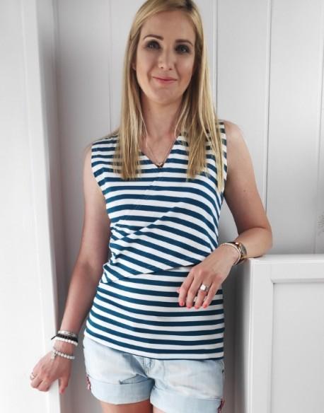 Bluzka ciążowa i do karmienia piersią SOSEXY SUMMER