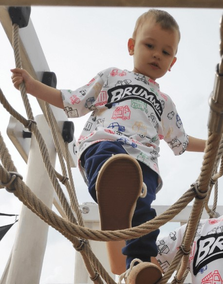 OUTLET/Koszulka dla dziecka Brum PL
