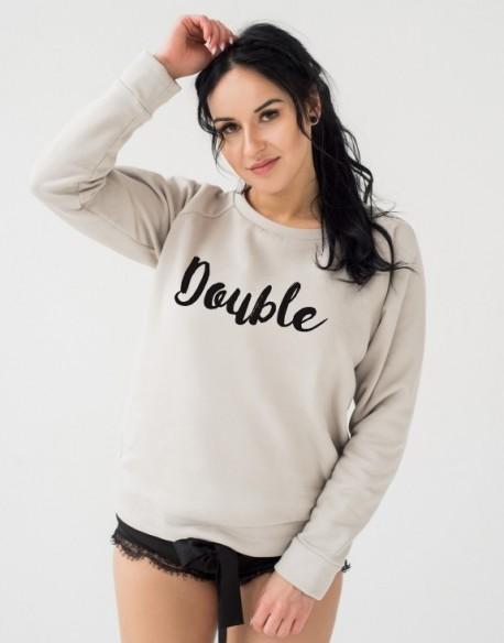 OUTLET/ DWIE Bluzy dla pary PL Double Trouble