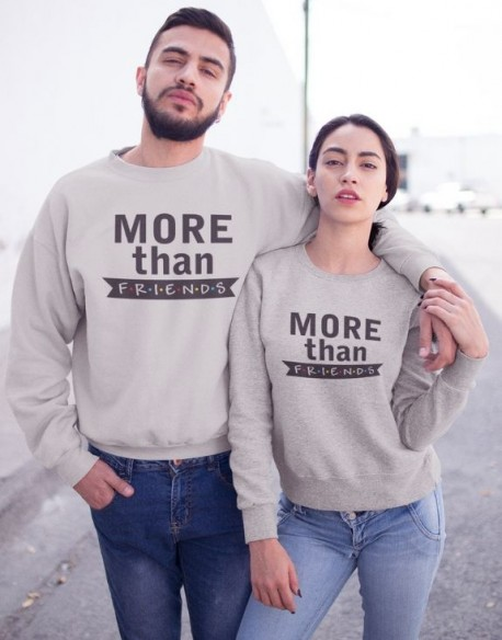 OUTLET/ DWIE Bluzy dla pary PL Friends