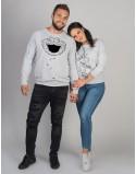 Bluzy dla par PL Ciasteczkowy Potwór