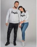 Bluzy dla pary PL Double Trouble