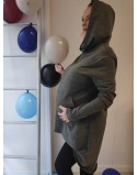 Tunika do karmienia piersią i ciążowa Mars