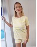 Piżama do karmienia piersią SOSLEEPY