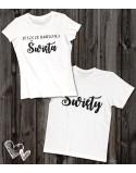 Koszulki dla pary Święci