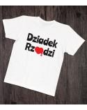 Koszulka dla Dziadka Dziadek rządzi