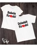 Koszulki dla babci i dziadka