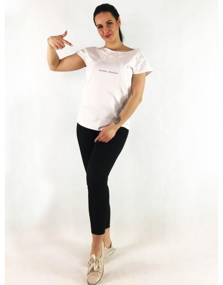 Tshirt do karmienia piersią ALLDAY Mama idealna
