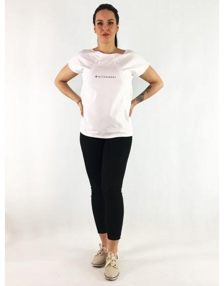 T-shirt do karmienia piersią ALLDAY Milkmaker