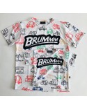 Koszulki dla taty i dziecka Bruuuum