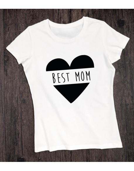 Koszulka Mama Best mom