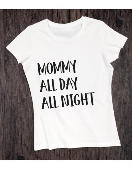 Koszulka Mamy All day