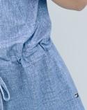 Sukienka do karmienia piersią i ciążowa SOCOOL jeans
