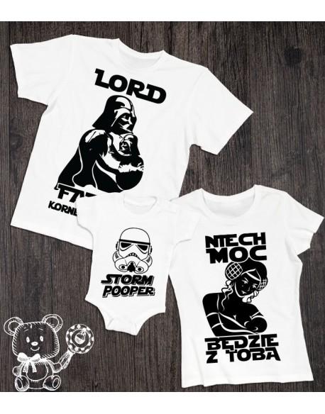 Zestaw dla rodziny Star Wars