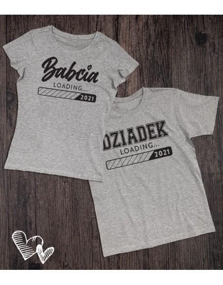 Koszulki dla babci i dziadka loading