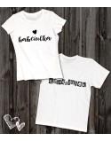 Koszulki dla babci i dziadka Babciulka/Dziadziulek