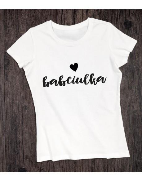 Koszulka dla babci Babcia Babciulka
