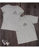 Koszulki dla pary Buziaki