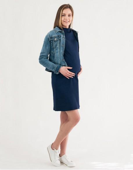 Sukienka ciążowa NAVY BLUE