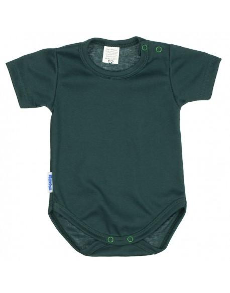 Body niemowlęce krótki rękaw basic