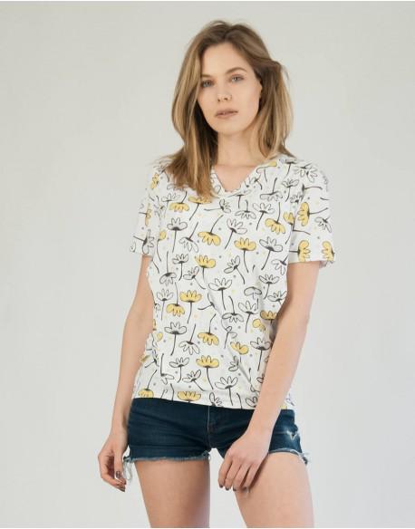 T-shirt do karmienia piersią EVERYDAY Spring
