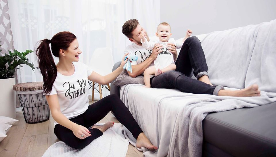 Ubrania dla całej rodziny