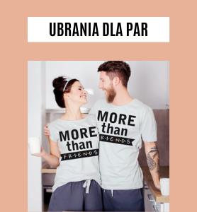 odzież dla par